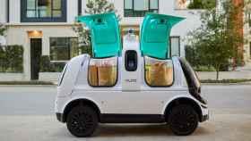 Nuro R2, uno de los vehículos autónomos que están siendo probados