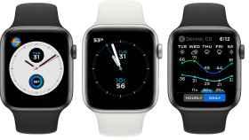 Watchsmith nos permite configurar y personalizar el Apple Watch