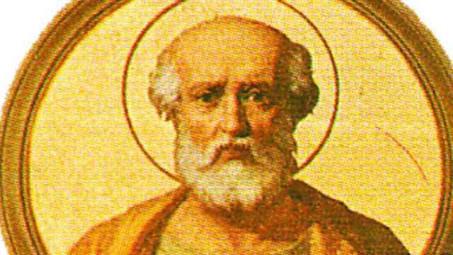 San Julio I, papa.