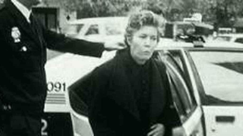 Isabel Padilla, condenada a 89 años de prisión por matar a su marido y sus dos hijos.