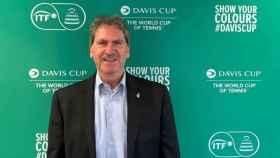 David Haggerty, presidente de la ITF