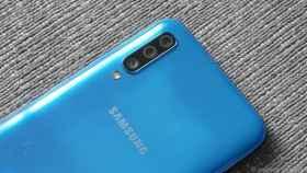 El Samsung Galaxy A50 comienza a recibir Android 10 en Europa