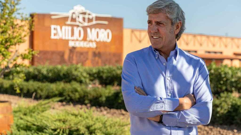 José Moro, el empresario de la milla de oro del vino que pide responsabilidad al Gobierno