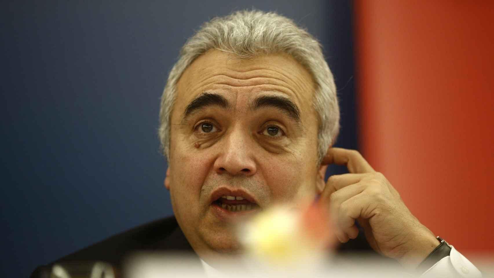 El director de la Agencia Internacional de la Energía, Fatih Birol.