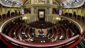 Pleno celebrado este jueves en el Congreso para aprobar una nueva prórroga del estado de alarma.