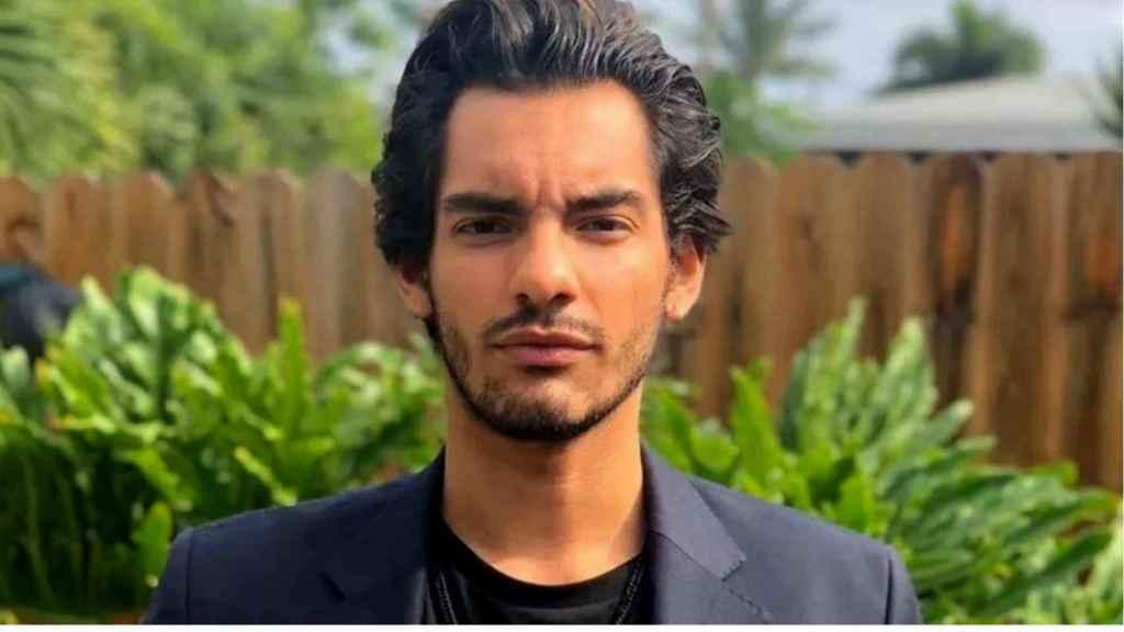 Alejandro Reyes en una imagen de su Instagram.