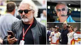 Los 70 de Briatore: luces y sombras del 'descubridor' de Michael Schumacher y Fernando Alonso