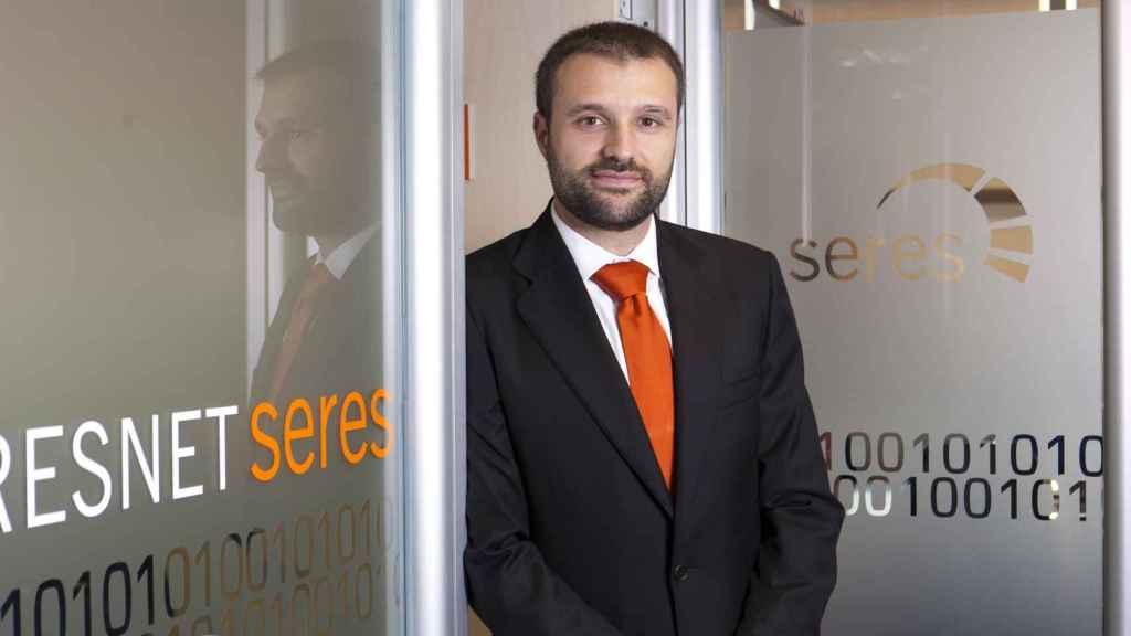 Alberto Redondo, director de marketing de Seres.