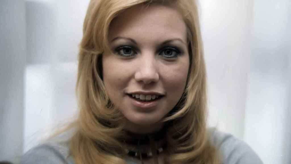 Karina en una imagen de 1960 cuando ya triunfaba en el mundo de la música.