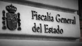 Fachada de la sede de la Fiscalia General en Madrid./