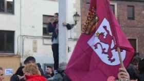 Bandera leonesista