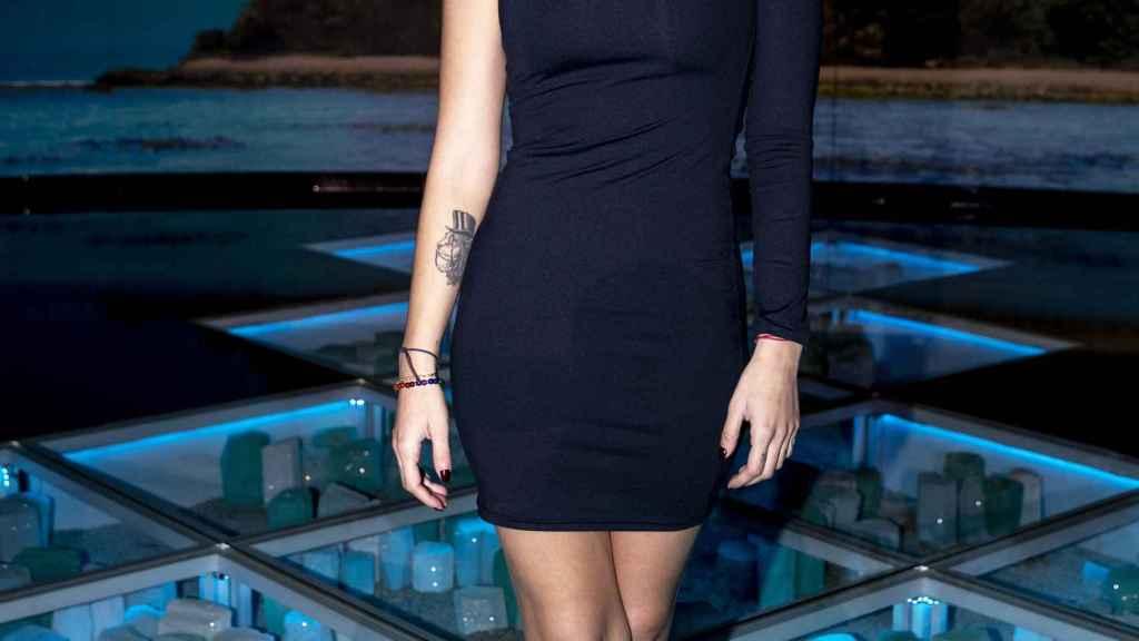 Gloria Camila en una imagen reciente.
