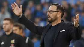 José Bordalás: ¿Acabar en Getafe con la Europa League? Pase lo que pase, sería fantástico