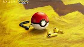 Earbuds de Pikachu.