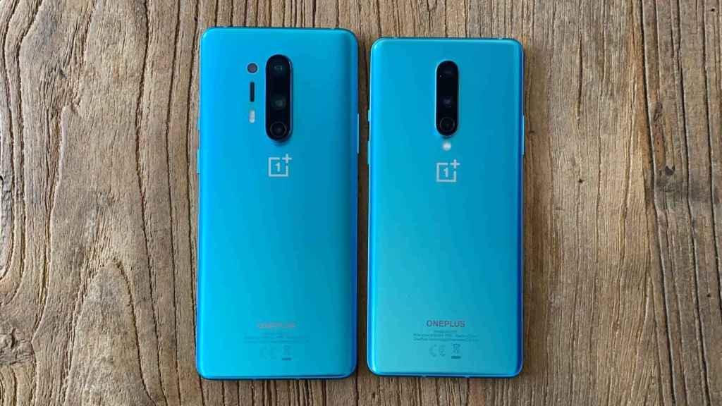 OnePlus 8 Pro y OnePlus 8