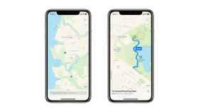 Apple Maps ha sido usado para registrar las costumbres en el confinamiento