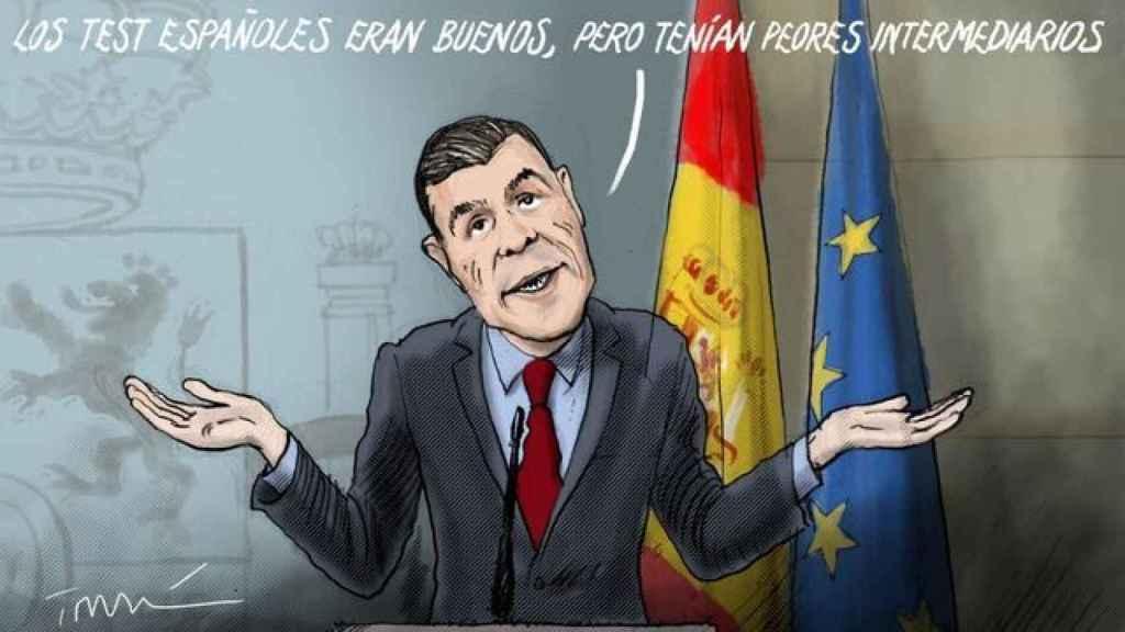 Los test españoles
