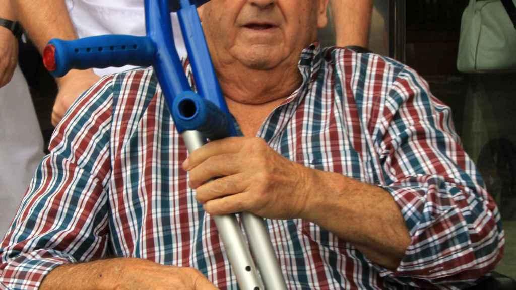 En febrero se conocían los problemas de salud de Humberto Janeiro padre.