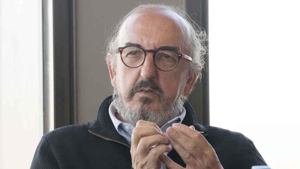 Jaume Roures, socio fundador de Mediapro