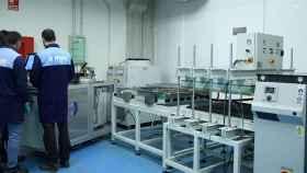 Celda Automated Tape Laying para fabricación aditiva de composites termoestables, termoplásticos y fibra seca.