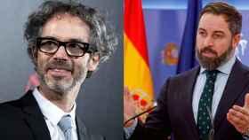 Rhodes y Santiago Abascal