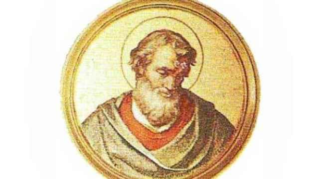 San Aniceto, papa.