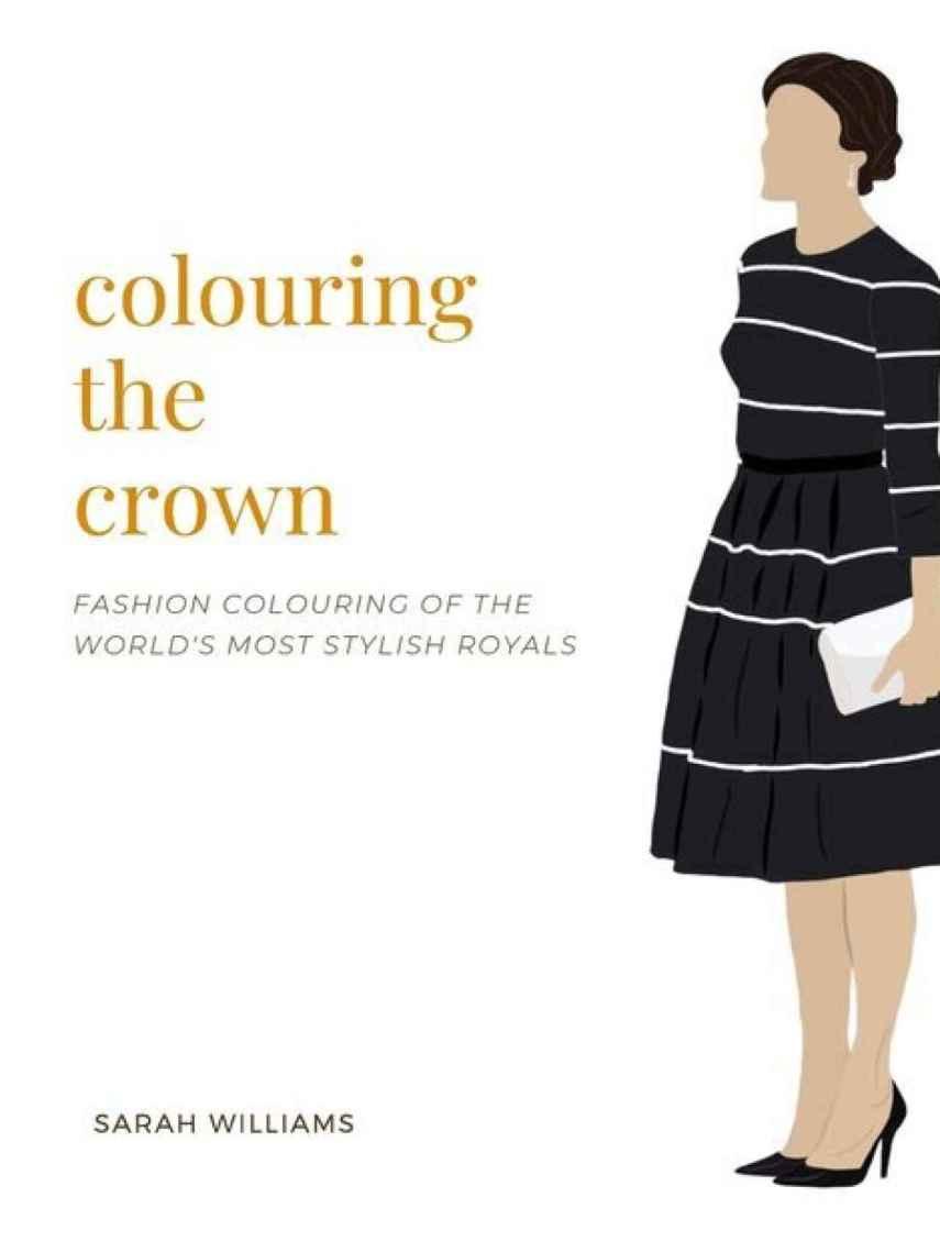 'Colouring the Crown' de la autora Sarah Williams.