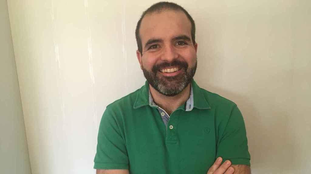 Carlos Bernuy-López, químico y científico español en pilas de hidrógeno.
