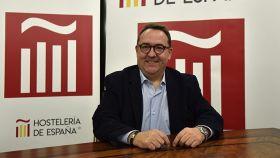 José Luis Yzuel, presidente de la Confederación de Empresarios de Hostelería de España (CEHE).