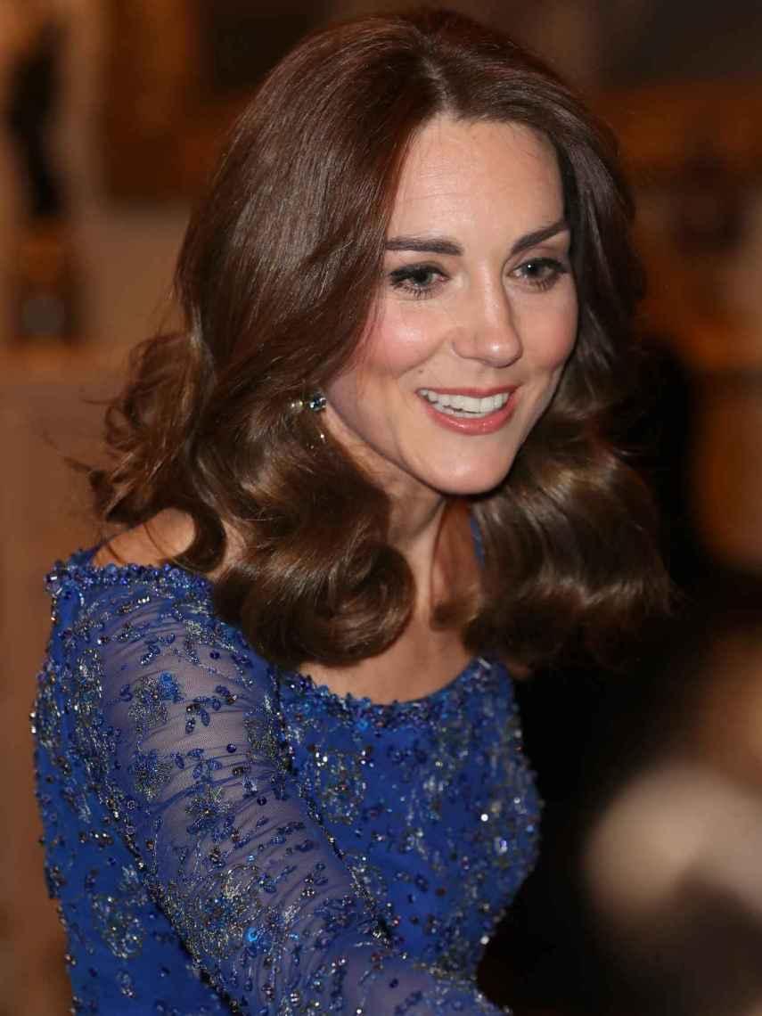 Se descubre el secreto del rostro de Kate Middleton.