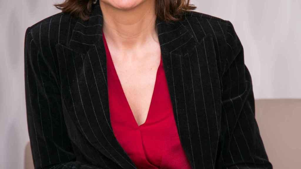 Yolanda Pérez, directora del programa Bstartup del Sabadell.