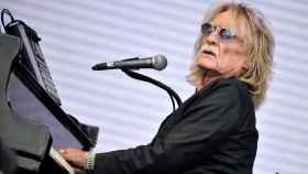 El cantante Christophe en una foto de archivo de 2014.