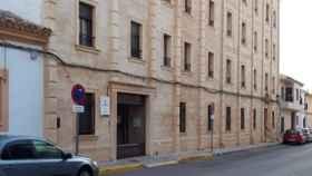 Residencia de Casasimarro (Cuenca)