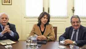 La fiscal general del Estado, Dolores Delgado. Foto: Óscar Cañas - Europa Press - Archivo
