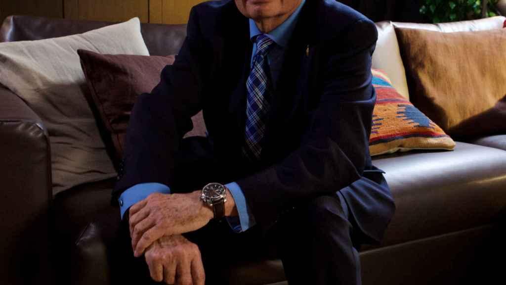 El mítico exdirector de la ONT, Rafael Matesanz
