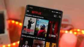 Netflix y otros servicios bajaron la calidad al principio del confinamiento