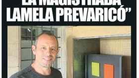 La portada del diario Mundo Deportivo (20/04/2020)