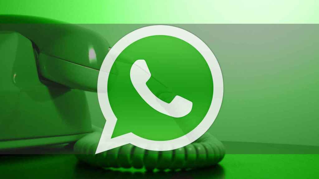 Llamadas de WhatsApp.
