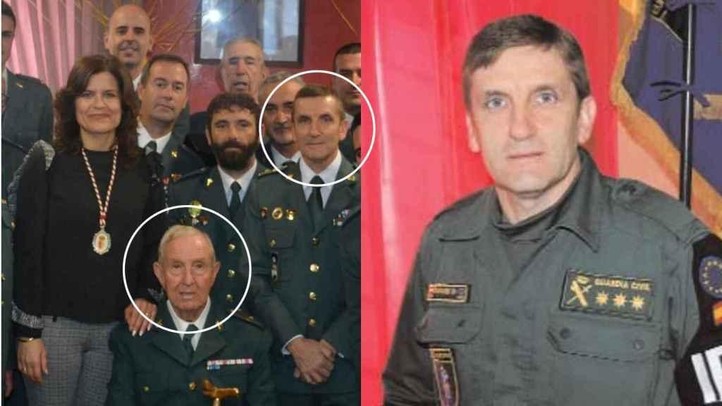 El general de la Guardia Civil Santiago Marín, en una imagen de hace unos años. En la actualidad es segundo jefe del Estado Mayor del Mando de Operaciones de la Benemérita.