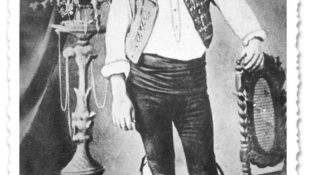 Valeriano López Lloret, el primer 'Señor Valor'.