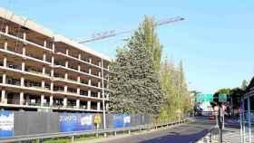 Aena aplaza la demolición del hotel fantasma de la T2 de Barajas