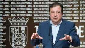 Guillermo Fernández Vara, en una imagen de archivo de Europa Press