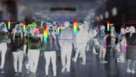 Inteligencia artificial y cámaras termográficas para medir la temperatura corporal