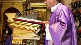 El sacerdote murciano Alfonso Alburquerque.