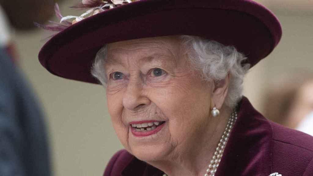 La reina Isabel II en una imagen reciente.