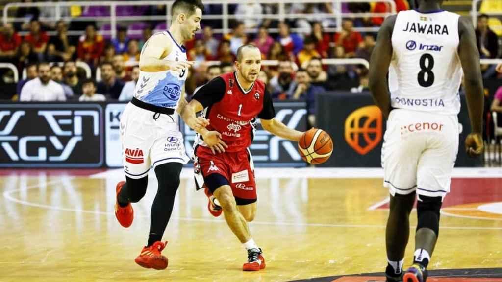 Valladolid y Guipuzkoa se enfrentaron en la Copa Princesa LEB