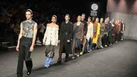 Imagen de archivo de la Fashion Week Madrid.