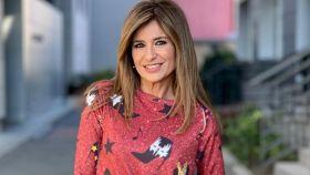 La periodista Gema López en una foto de su Instagram.