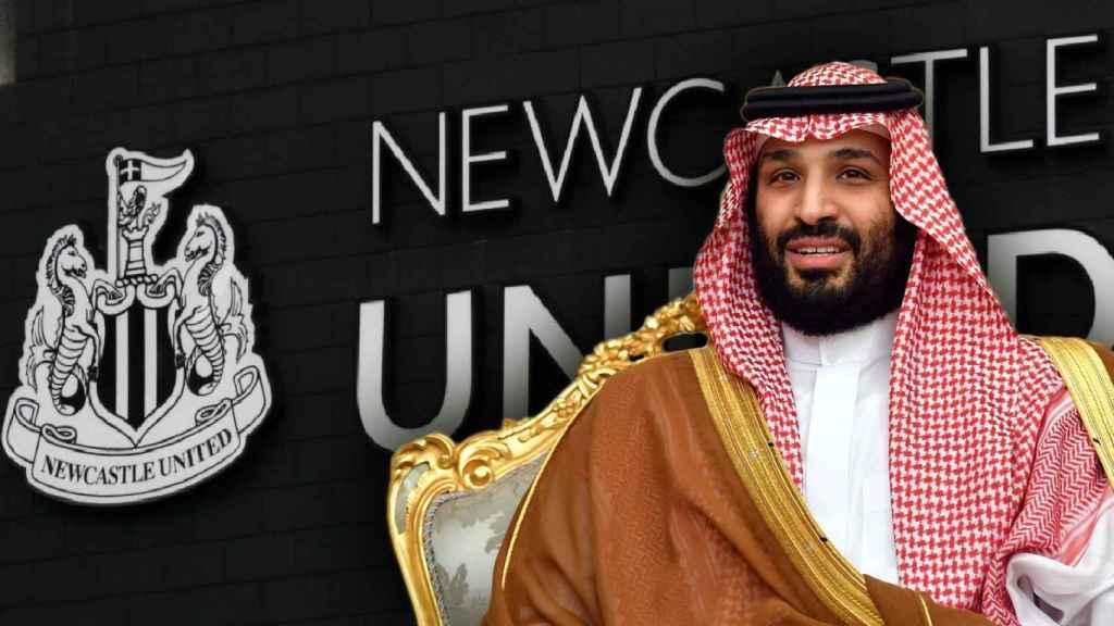 'Proyecto Zebra': así quiere Bin Salman comprar el Newcastle y blanquear el régimen de Arabia Saudí