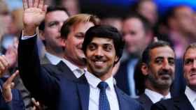 Sheikh Mansour, el jeque del Manchester City